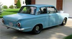 Mk1 Ford Cortina Rat rod