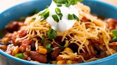 Meal Prep Protein-Packed Chili  #Chili #MEAL #Prep