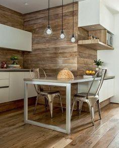 """1,393 curtidas, 9 comentários - Blog Homens da Casa (@homensdacasa) no Instagram: """"Pra quem gosta de madeira....tem muita ideia bacana pra se inspirar, essa é uma delas, usar na…"""""""