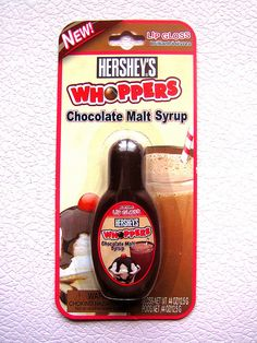 Hershey's Whoppers Syrup Lip Gloss