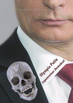 Olympia Putin - Lupenreiner Demokrat