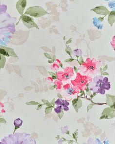 Perdele si draperii :: Tesaturi (metraj) :: Tesatura draperie Ethnic Floral, Model, Flowers, Scale Model, Flower, Models, Template, Pattern