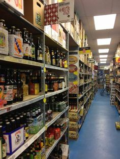 Mmmmm, beer. Oliver's Beverage (Brew Crew) No. 1 beer store, according to the Times Union's Best of the Capital Region 2014.