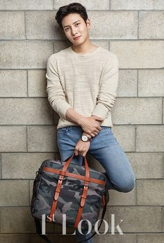 Too many pictures to count, we're all aflutter. Ji Chang Wook spoke with 1st Look about his first love (high-school), his dramas and his complexes. Check it out! Source   1st Look   1st Lo…