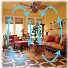 What is the proper ceiling fan direction ceiling fan ceilings what is the proper ceiling fan direction ceiling fan ceilings and fans aloadofball Images