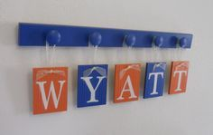 A baby's room for a boy named Wyatt - Google Search