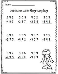 8 Second Grade Math Worksheets Free Templates 3rd Grade Math Worksheets, Free Math Worksheets, Multiplication Worksheets, Number Worksheets, Printable Worksheets, Grade 2 Maths, Grade 1, 2nd Grade Crafts, Free Printable