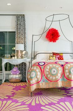 Teenage girl room design info - A great decor tip is applying the wasted space to make use of. This adds interest to the room more eye-catching and attractive. Home Bedroom, Girls Bedroom, Bedroom Decor, Bedroom Carpet, Bedroom Ideas, Boho Deco, Style Deco, Big Girl Rooms, My New Room