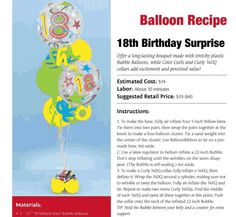 18th Birthday Surprise