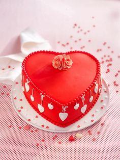 Valentijn taart Verlovings taart