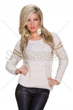 Original Evolution Cream Sweater Great Cuts, How To Get Warm, Warm Sweaters, Cream Sweater, Warm Outfits, Clothing Items, The Originals, Stylish, Lace