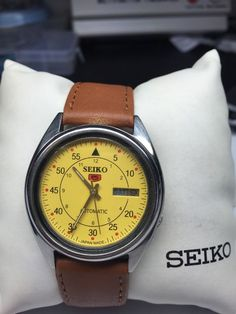 1981 Seiko 5 Vintage Watch 7009 3170 Birthday Anniversary Watch Present Serviced