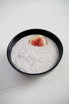 Fig Coconut Yogurt R
