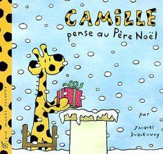 Camille pense au Père Noël