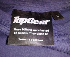 20 Funny Clothing Tags ~ Damn Cool Pictures