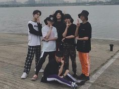 Hyun Suk, Han River, Treasure Boxes, Boyfriend Material, Beautiful Boys, Boy Groups, Yoshi, Fandom, Entertainment
