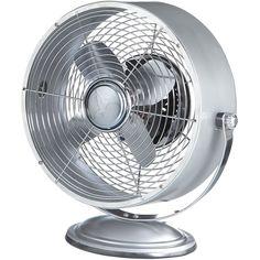 Retro Swivel Fan