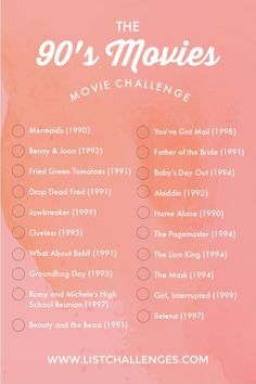 Your fav movies. you'll find the top 20 in this checklist, and the rest of best of the when you click through. Have fund! Your fav movies. you'll find the top 20 in this checklist, and the rest of best of the when you click through. Have fund! Netflix Movie List, Netflix Movies To Watch, Good Movies To Watch, 90s Movies, Shows On Netflix, List Of Movies, Classic Movies On Netflix, Iconic Movies, Film Movie