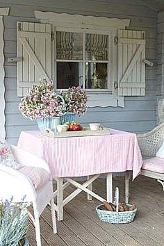 country shabby charm