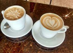 #LatteArt #Coffee #Cafè