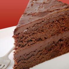 Original Miracle Whip Chocolate Cake