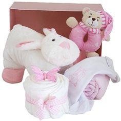 Sweet Dreams Baby Girl Gift Basket