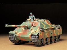 Tank Destroyer, Fire Powers, Maybach, Tamiya, Plastic Models, Military Vehicles, Panther, World War, Weapons
