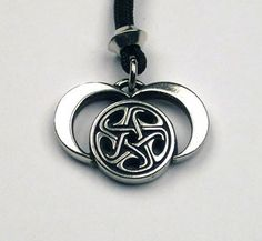 Moons of Hecate Necklace #Want