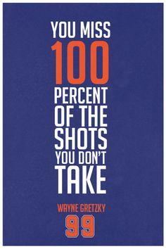 New sport quotes hockey wayne gretzky Ideas Hockey Quotes, Basketball Quotes, Sport Quotes, Quotes Girlfriend, Wayne Gretzky, Edmonton Oilers, Field Hockey, Humor, Quote Posters
