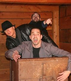 Ghost Adventures: The guys acting crazy as usual!