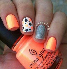 Cute nails design