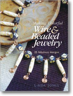 Wire and beaded jewelry