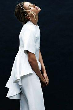 Doutzen Kroes for Harper's Bazaar.