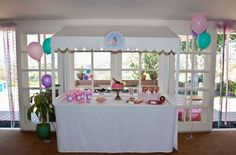 Ice Cream Parlor Party   CatchMyParty.com