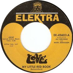 My Little Red Book - Love (1966)