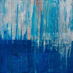 "Saatchi Online Artist Ricolfi Roberta; Painting, ""SEA & SKY"" #art"