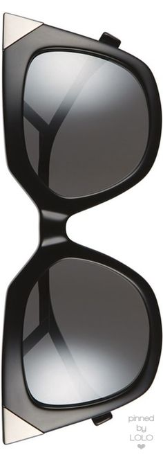 Fendi 52mm Cat Eye Sunglasses in Black | LOLO❤