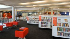 Cardiff Library – signage | Stills | Brand Agency Cardiff South Wales |Our Work