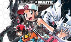 Lanzamientos Norma Editorial enero de 2016: Pokémon Negro y Blanco #1