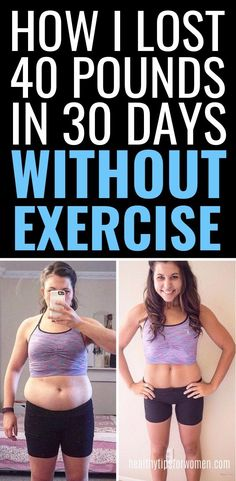 Easy Weight Loss Tips To Lose 40 Pounds in 30 Days Without Exercise | lose belly fat | stubborn belly fat | how to lose belly fat | tips to lose belly fat | how to lose belly fat fast in a week #loseweight #skinny #losebellyfat #howtoloseweight #fitness #weightloss #weightlosstips Easy Weight Loss Tips, Fast Weight Loss, Weight Loss Journey, How To Lose Weight Fast, Fitness Planner, Fitness Tips, Health Fitness, Stubborn Belly Fat, Lose Belly Fat