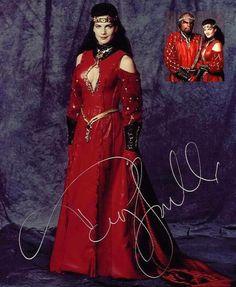 Jadzia Dax - Terry Farrell - Star Trek Deep Space Nine