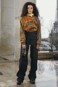 Ottolinger    Fall-Winter 2017 Paris Womenswear