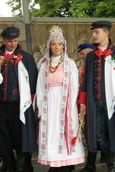 Traditional flower crowns from Poland