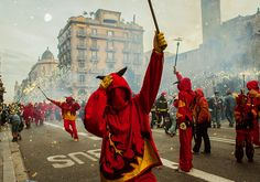 Correfocs / Barcelona, Spain More photos at https://www.facebook.com/pankphoto and http://pankchophoto.com/