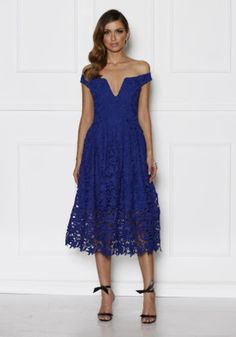 Grace & Hart - Heart Beat Flare Midi