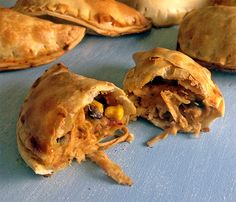 Spicy Turkey and Mashed Potato Empanadas   blog.hostthetoast.com