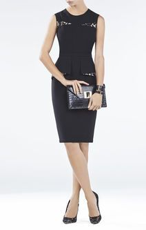 Black Classic Career Dress Look for it at hashtag55.com New / Vintage Boutiqu