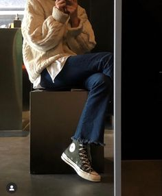 Fall Winter Outfits, Autumn Winter Fashion, Trendy Outfits, Fashion Outfits, Womens Fashion, Looks Style, My Style, Mode Simple, Winter Fits