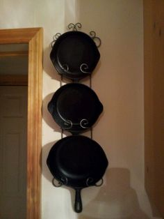 how to decorate with cast iron skillets - Google Search