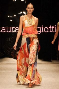 Laura Biagiotti Spring Summer Ready To Wear 2013 Milan